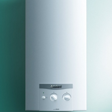 SCALDABAGNO A GAS VAILLANT MODELLO ATMOMAG MINI 144/1 I LOW NOX  METANO